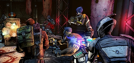 New Borderlands 2 Content