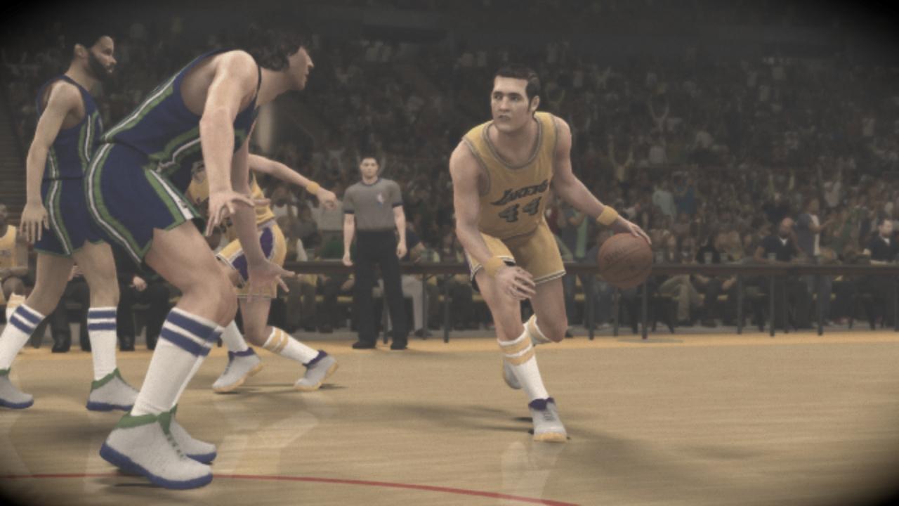 NBA 2K12 Developer Insight 2 NBA s Greatest