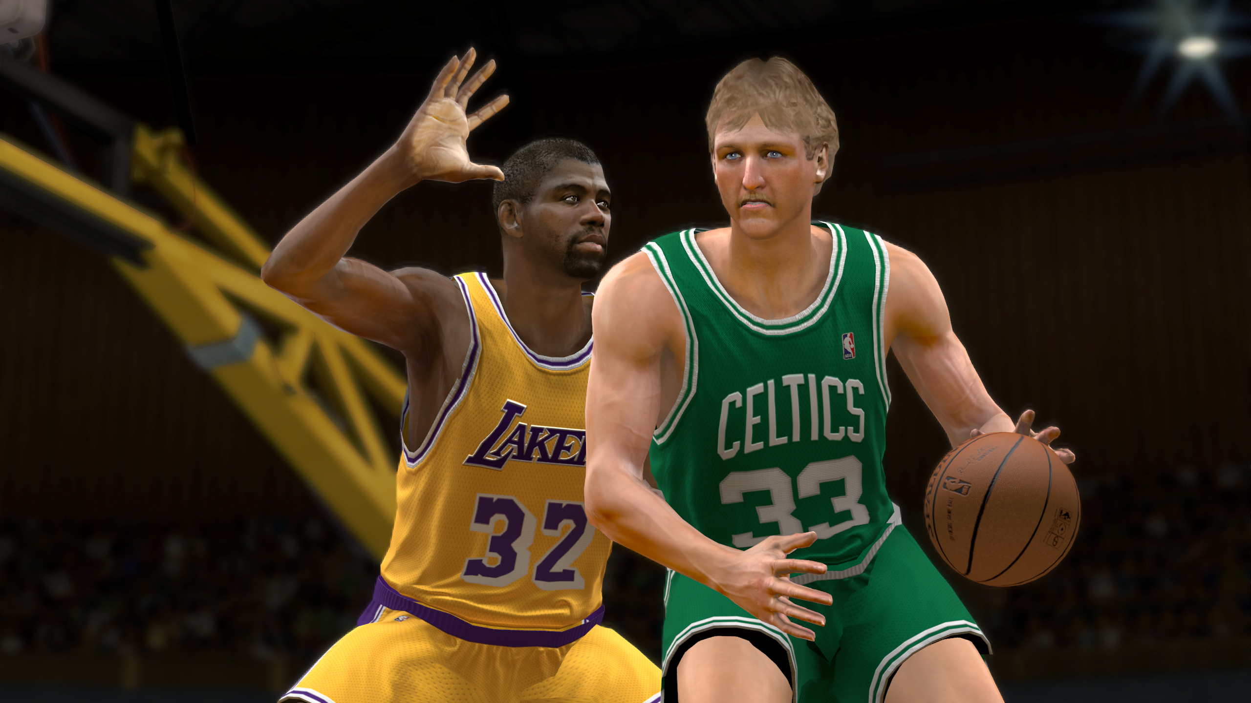 NBA 2K12 Developer Insight 2 NBA s Greatest
