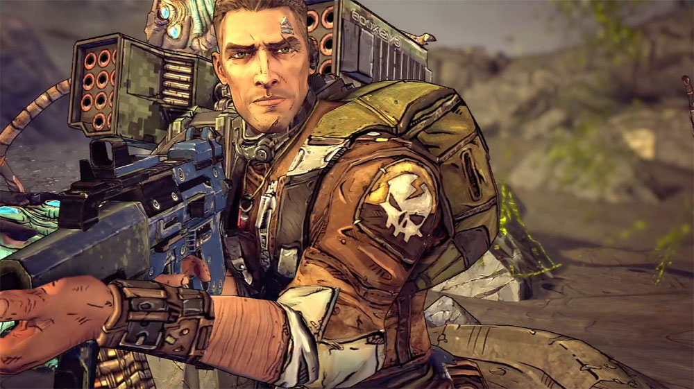 borderlands2 axton - photo #11