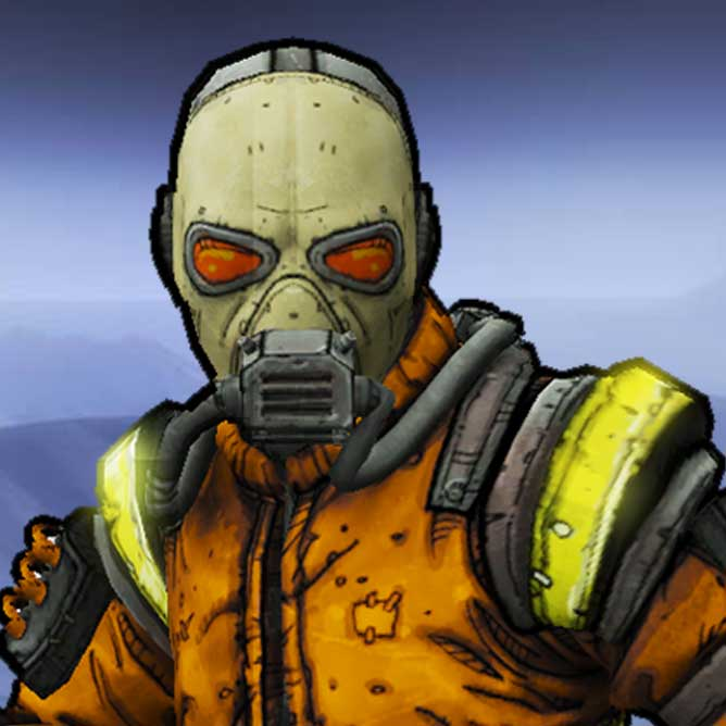 Borderlands: The Pre-Sequel Scav Cosplay Reference Guide