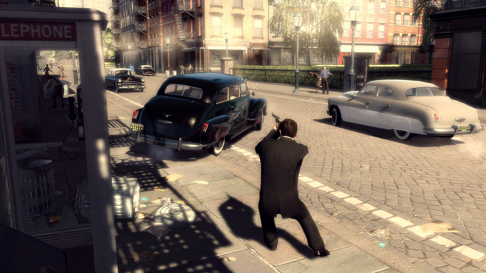 Screenshot of Mafia 2