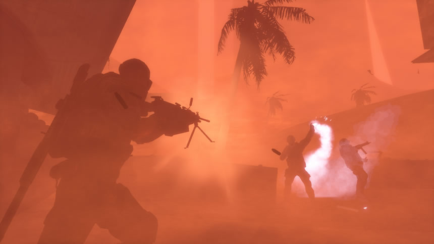 The sandstorms make for some of the campaign's most interesting moments