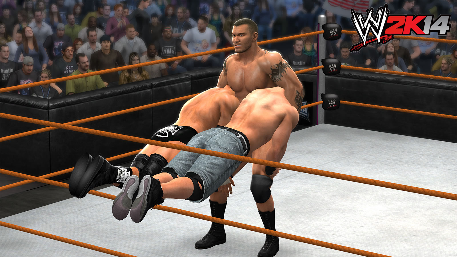 WWE Games Randy...