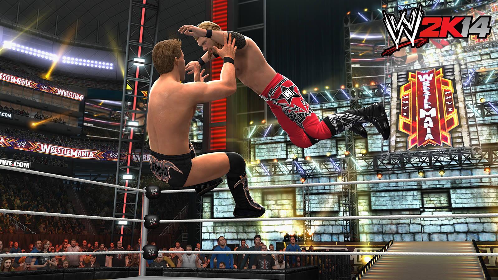 Undertaker Vs John Cena Wrestlemania 30 [IMAGES] WWE 2K14: 30 ...