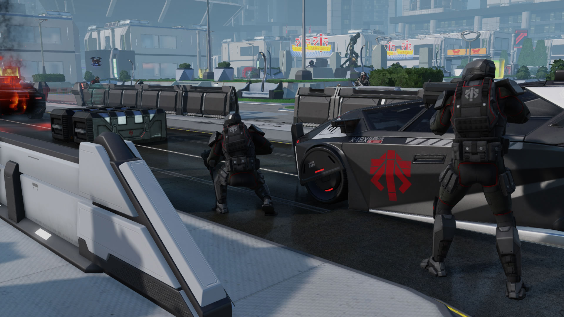 FR - Incoming Transmission: Missions Receive