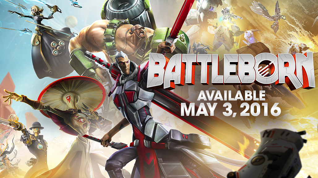 Battleborn May 3 2016