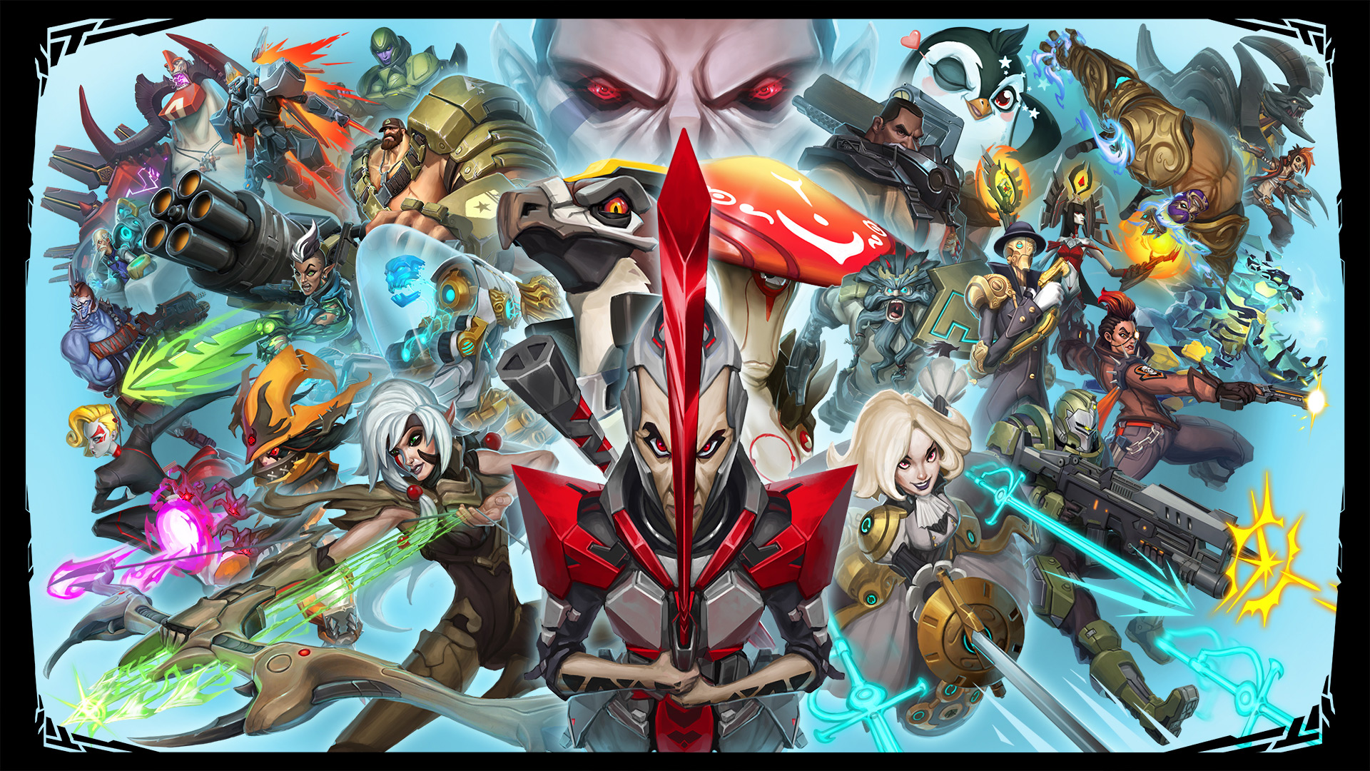 Battleborn Open Beta – Everything You Need to Know ...