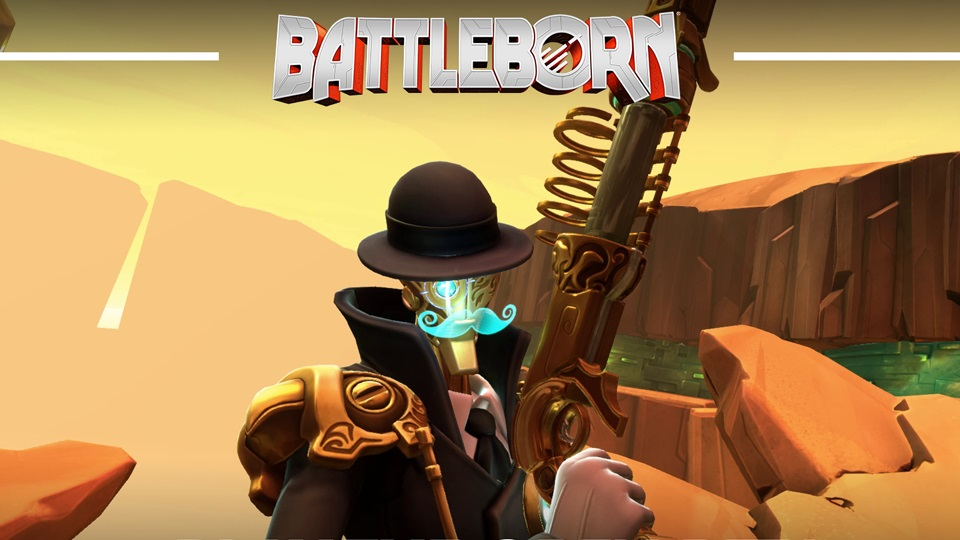 Battleborn® Badass Weekend Sweepstakes - Battleborn