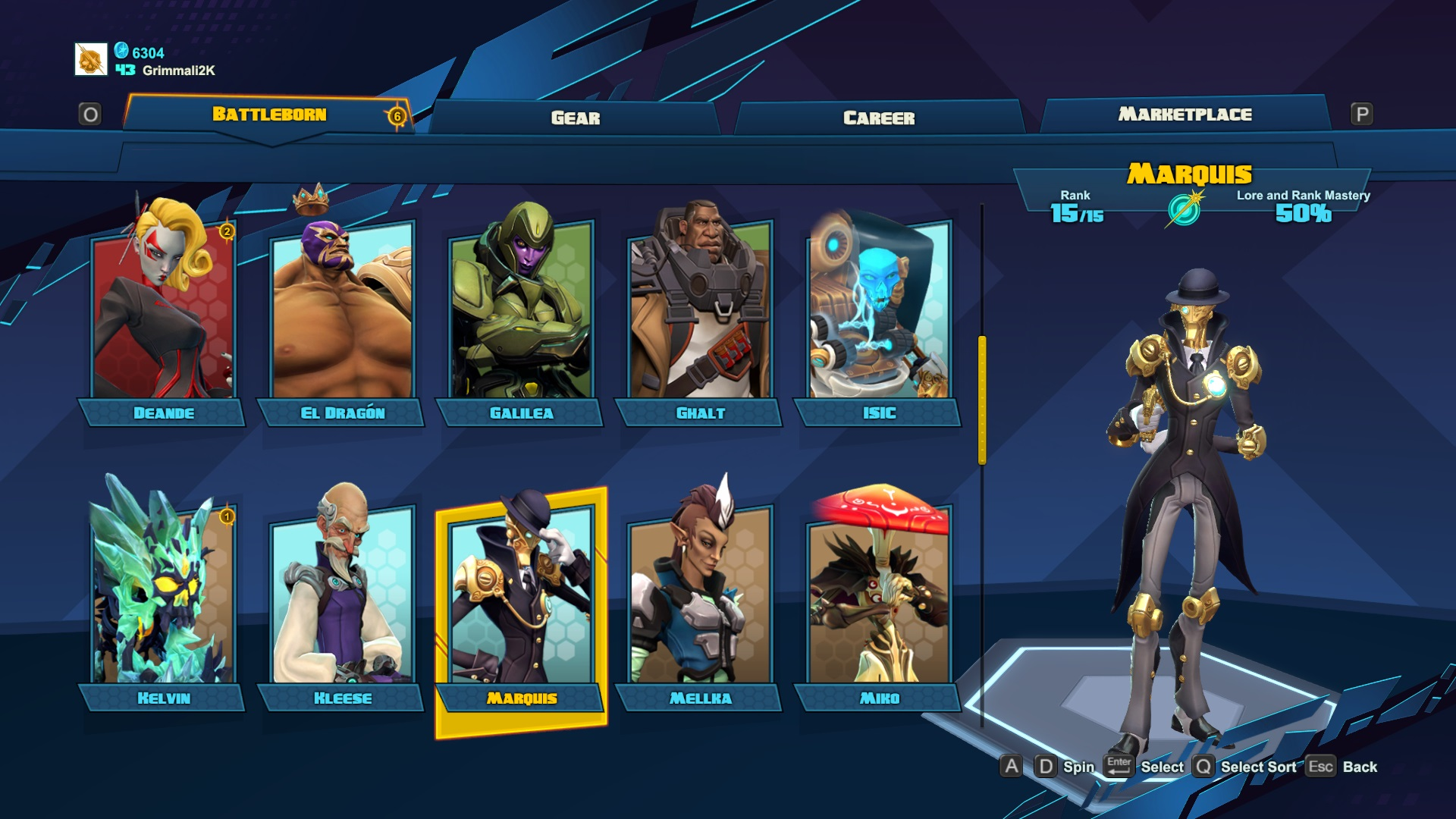 Battleborn Game Features Explained