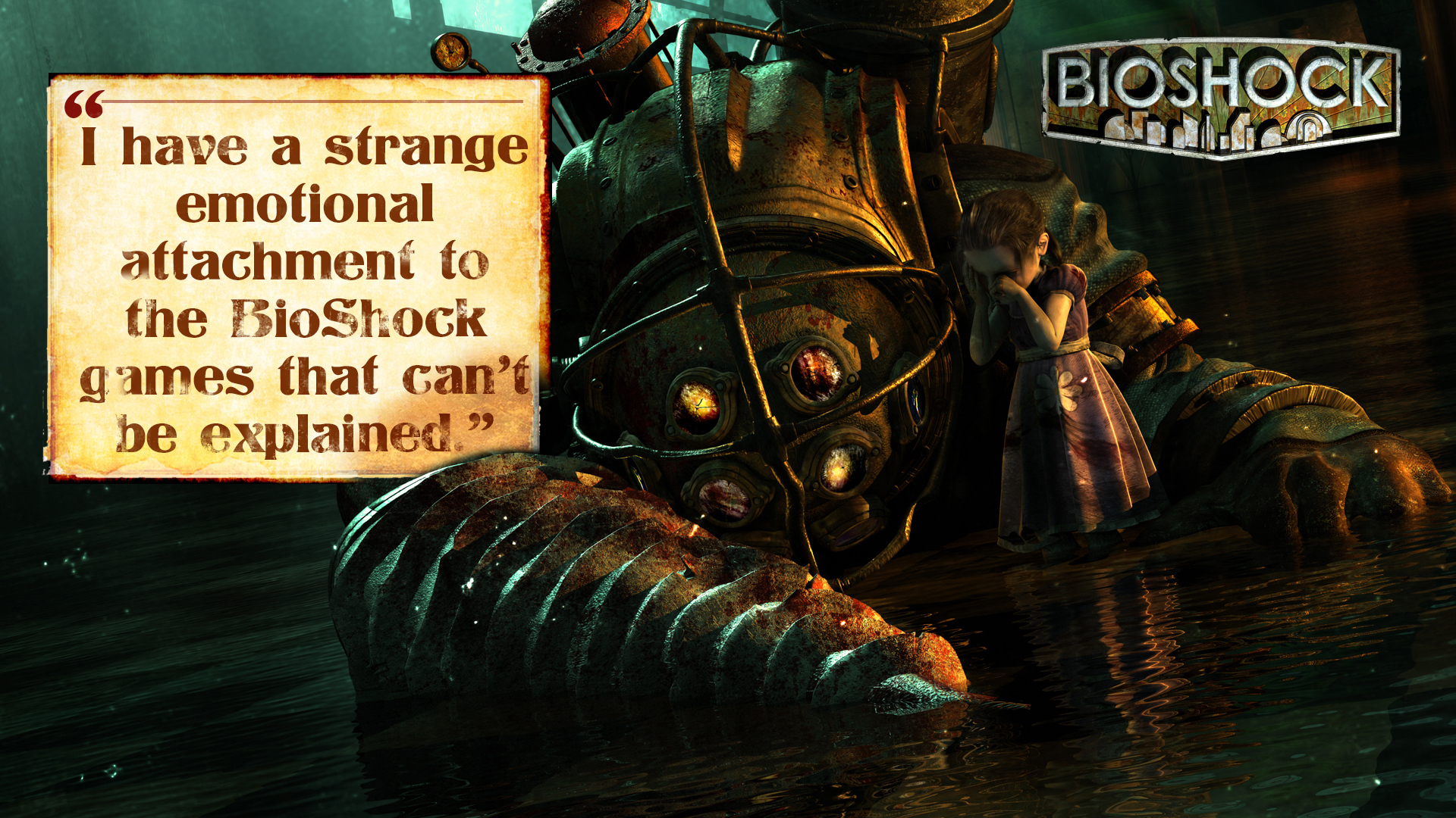 remastered bioshock the collection coming september 13 2016 for
