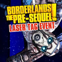 Borderlands: The Pre-Sequel Laser Tag at San Diego Comic-Con