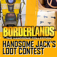 Handsome Jack's Loot Contest