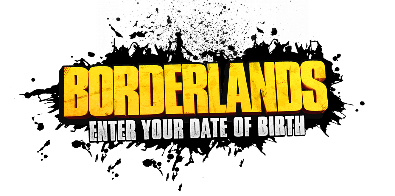 Borderlands - Age Verification
