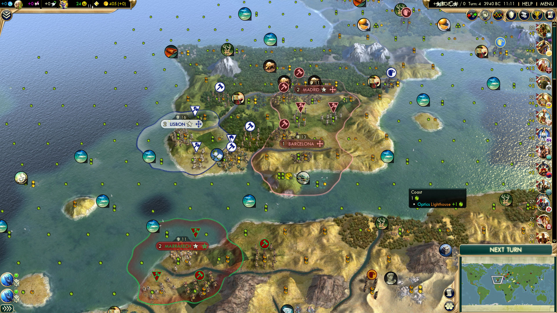 Civilization V | News | The Greatest Game of Civilization V No One