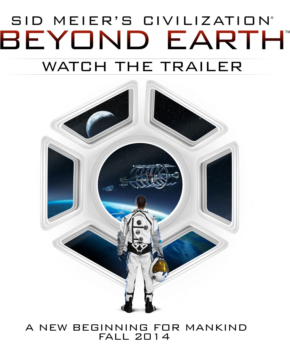 Watch the Trailer for Civilization Beyond Earth