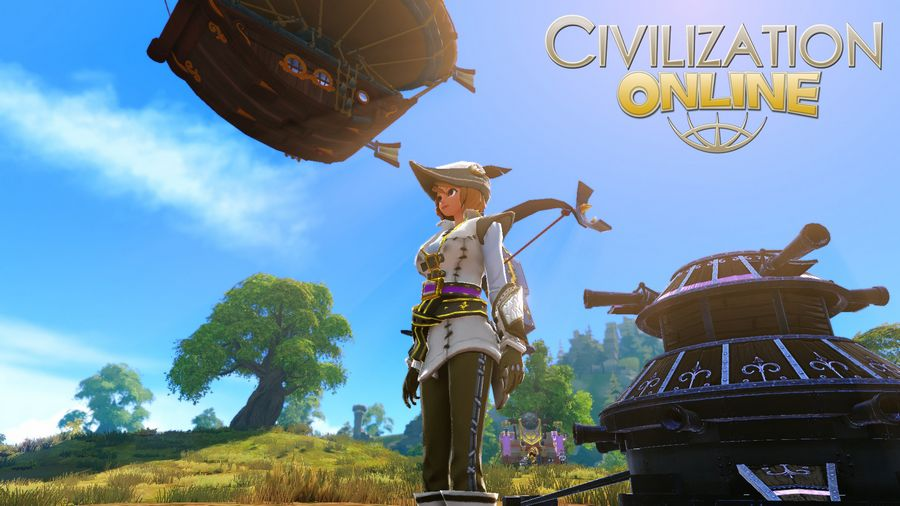 Civilization Online: debut trailer, first details for MMO | VG247