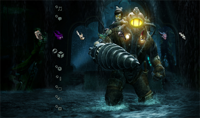 The Cult of Rapture - Download the Official BioShock 2 Launch PS3 Theme