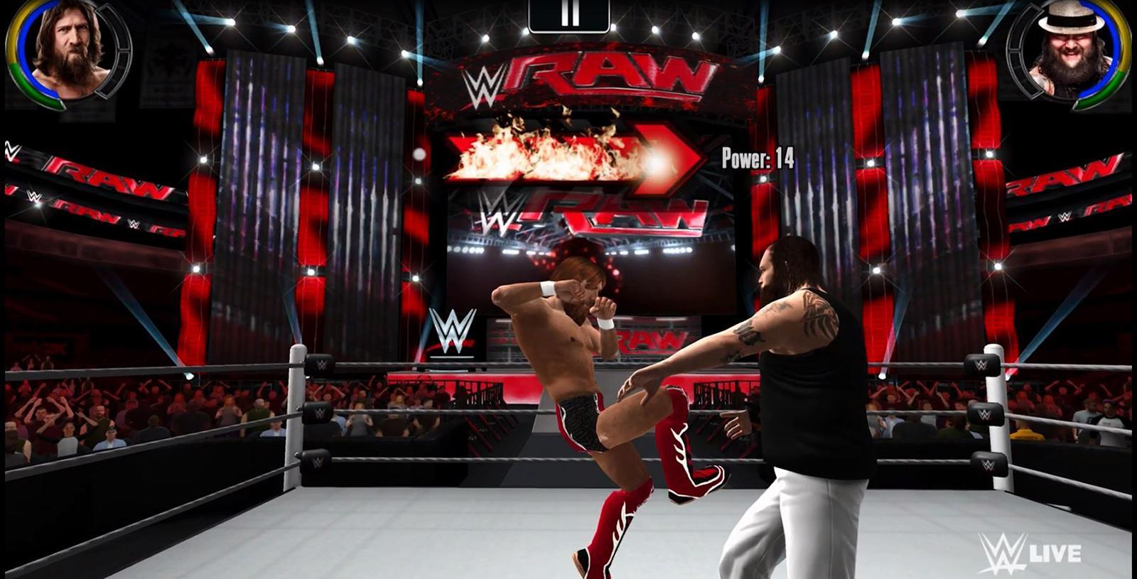 WWE 2K Now Avai...