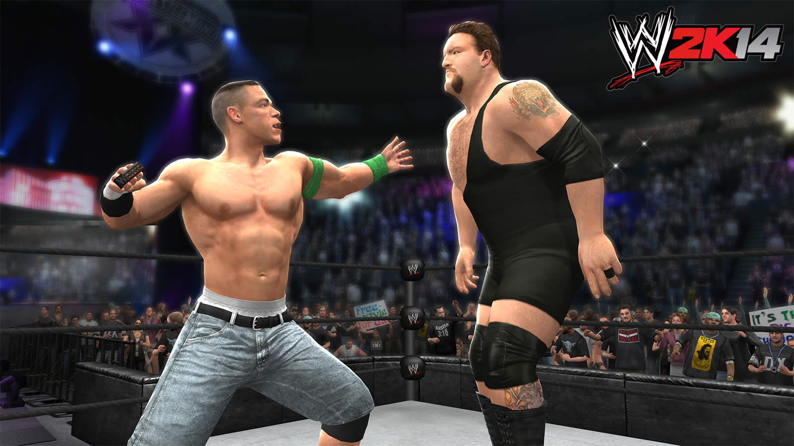 """[IMAGES] WWE 2K14: 30 Years Of Wrestlemania """"Ruthless ..."""