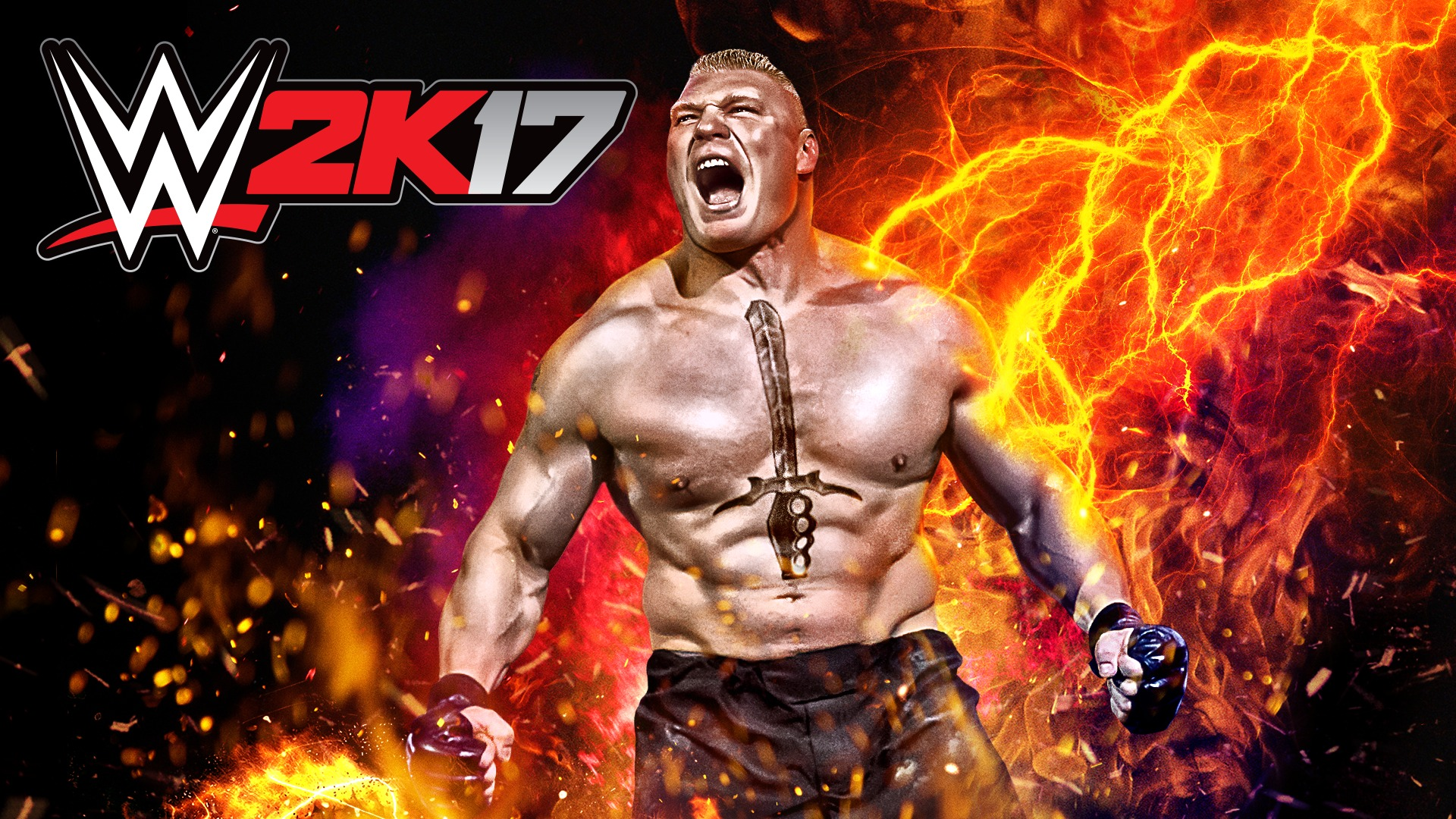 brock-lesnar-is-the-wwe-2k17-cover-star-reveal-trailer