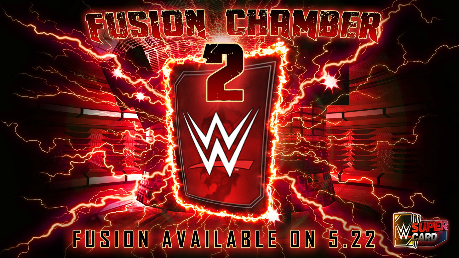 WWE SuperCard Season 2 Fusion