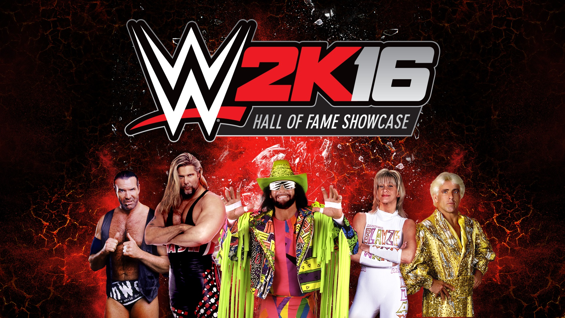 WWE 2K16 Hall of Fame Showcase DLC Release Date Revealed