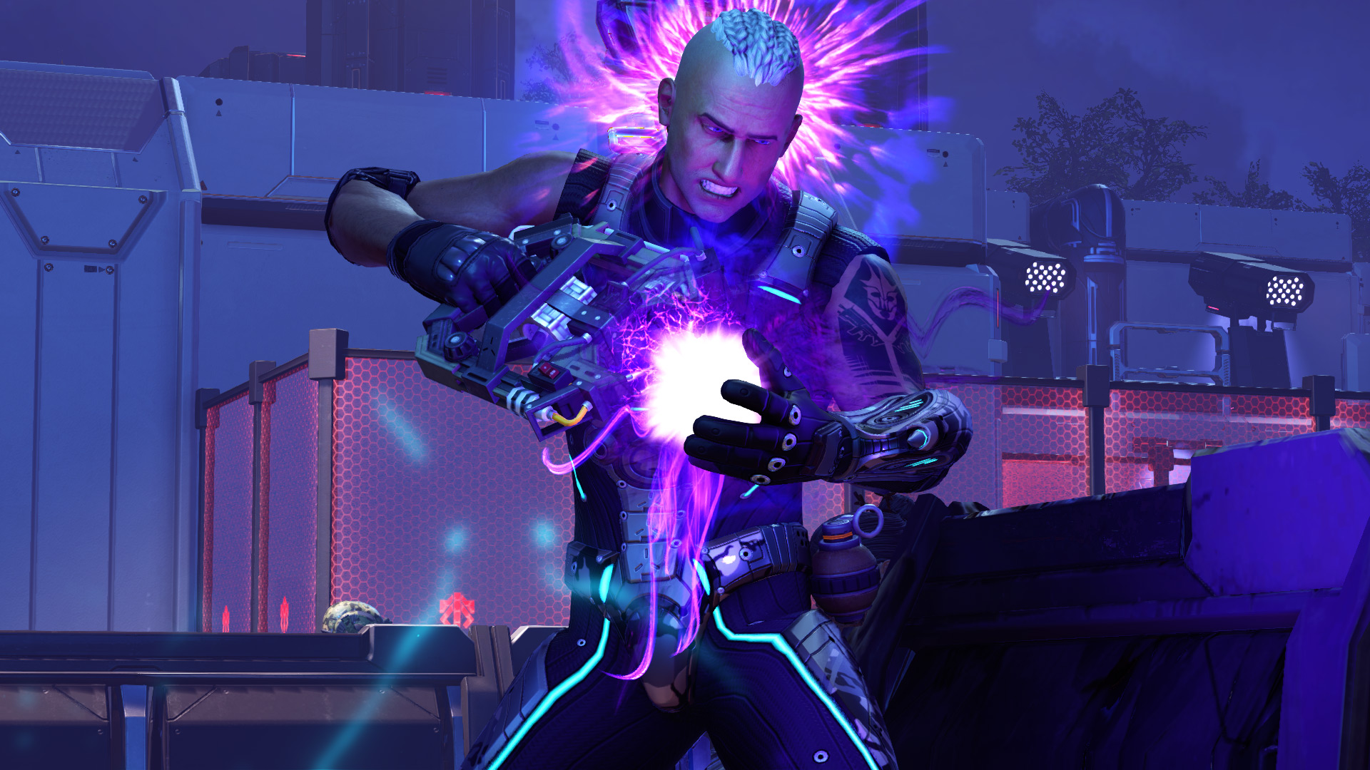 PT - XCOM 2's Psi Operative Wages War with Powerful Psychic Abilitie