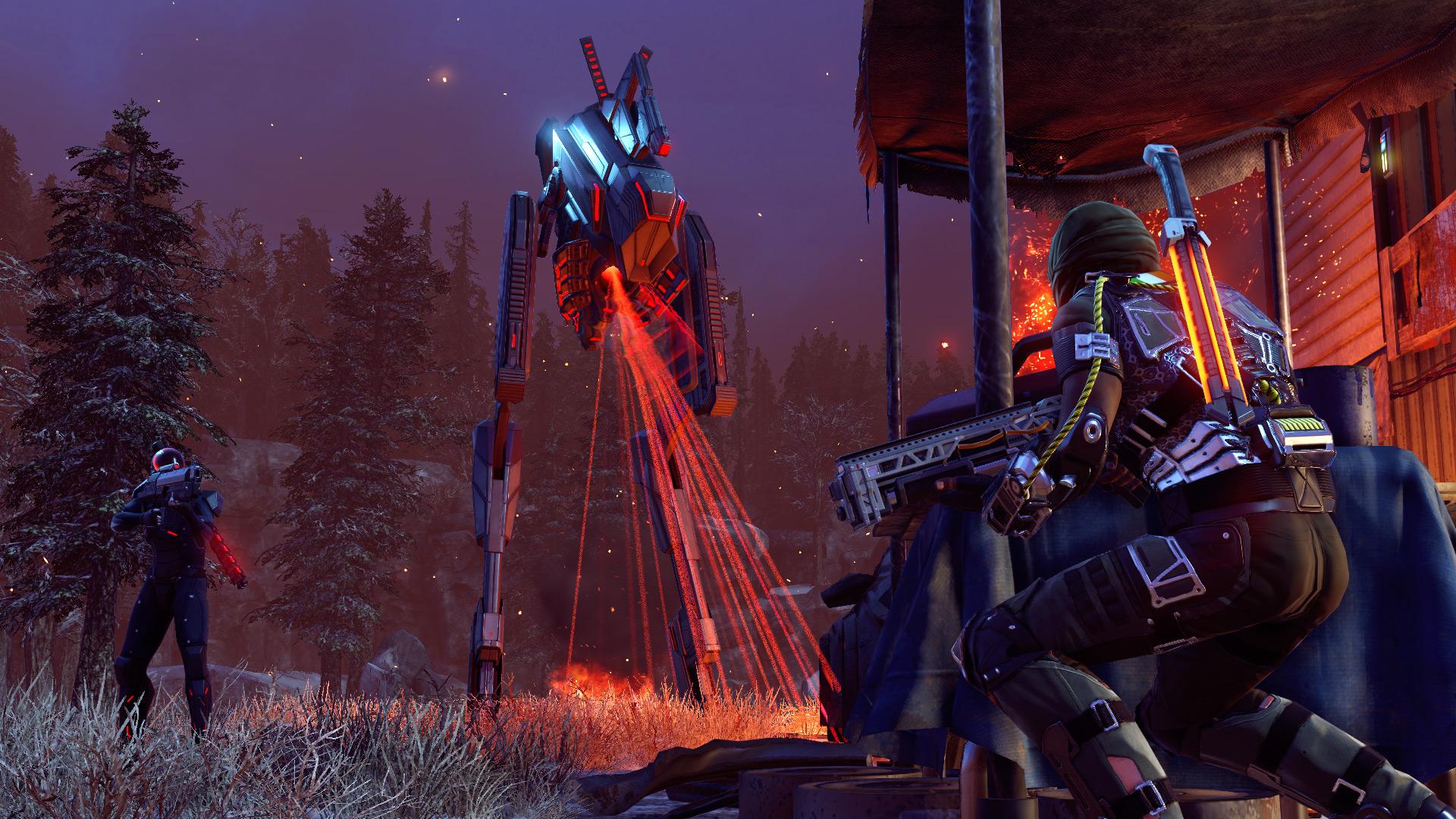 Strider (Half-Life 2) Vs Sectopod (XCOM 2) | SpaceBattles ...