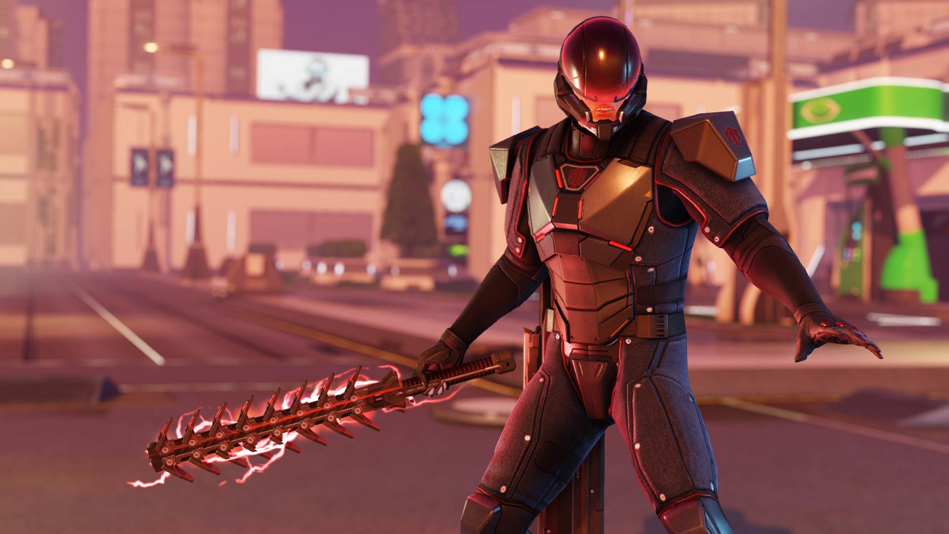 FR - XCOM 2's ADVENT Stun Lancer Will Do Anything to Get Nea