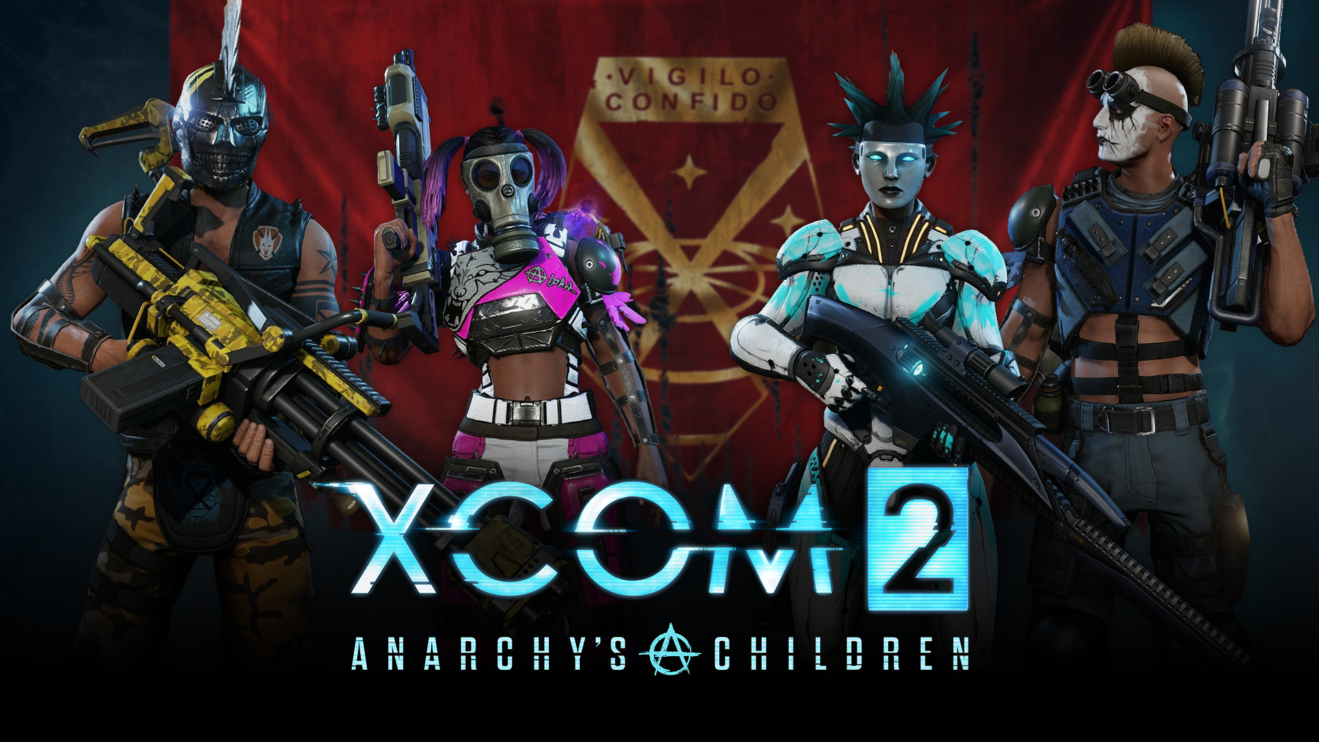 KR - XCOM 2 DLC Anarchy's Children Available No