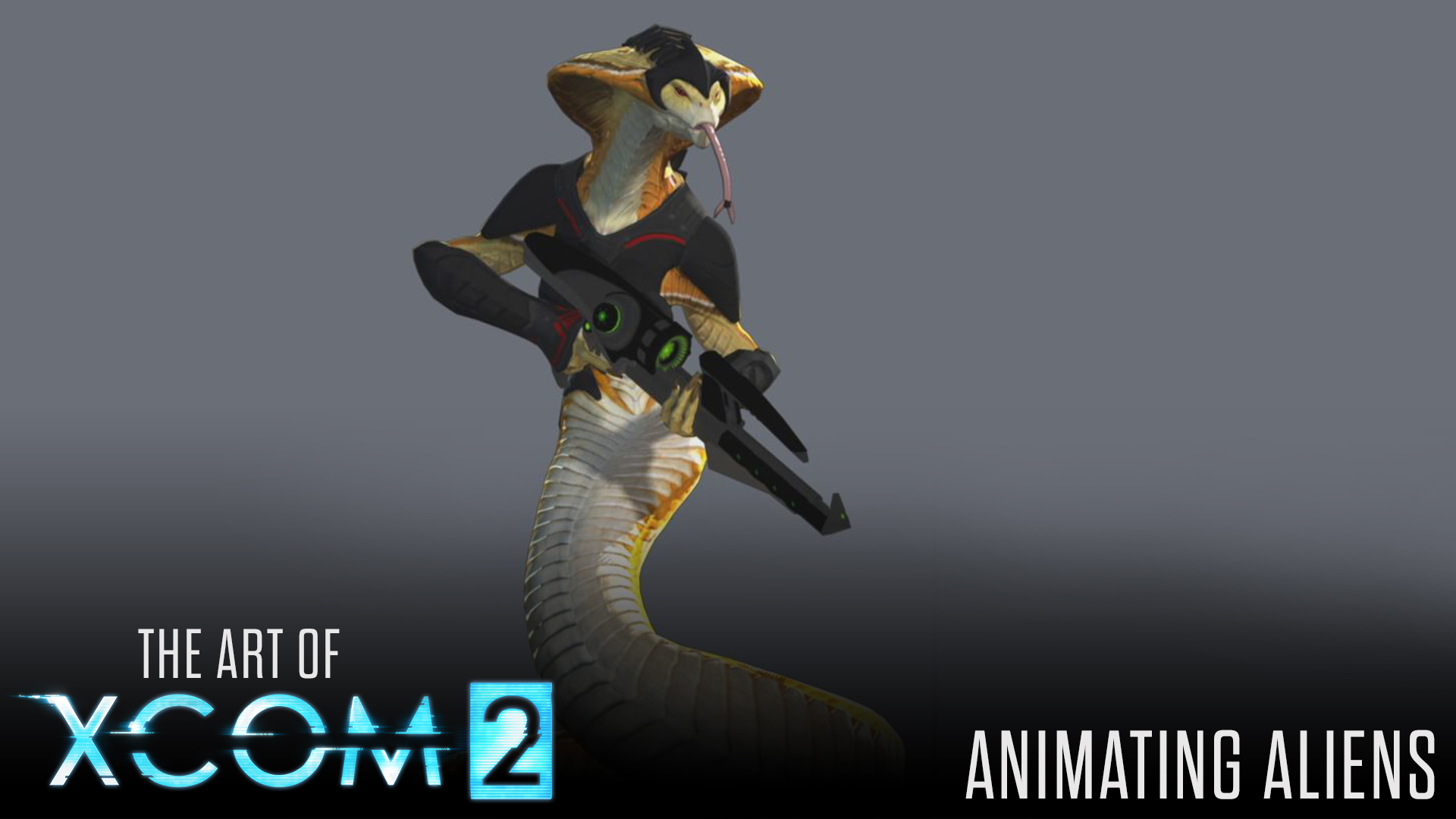 TW - How Aliens Got Animated for XCOM