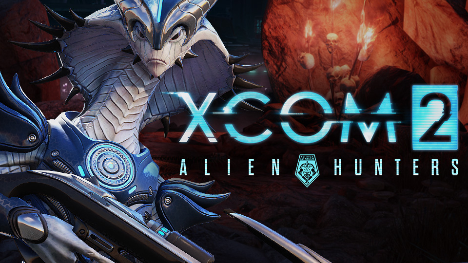 Dangerous Ruler Aliens Await In Xcom 2 S Alien Hunters Dlc