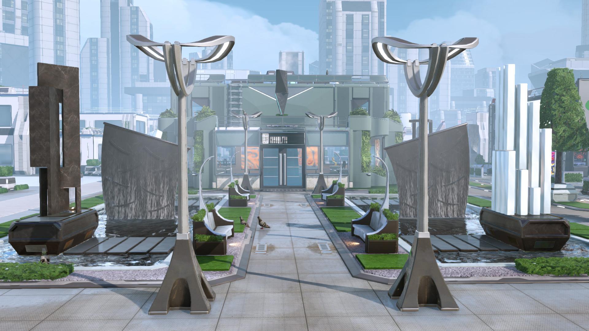 xcom 2 advent city center neogaf. Black Bedroom Furniture Sets. Home Design Ideas
