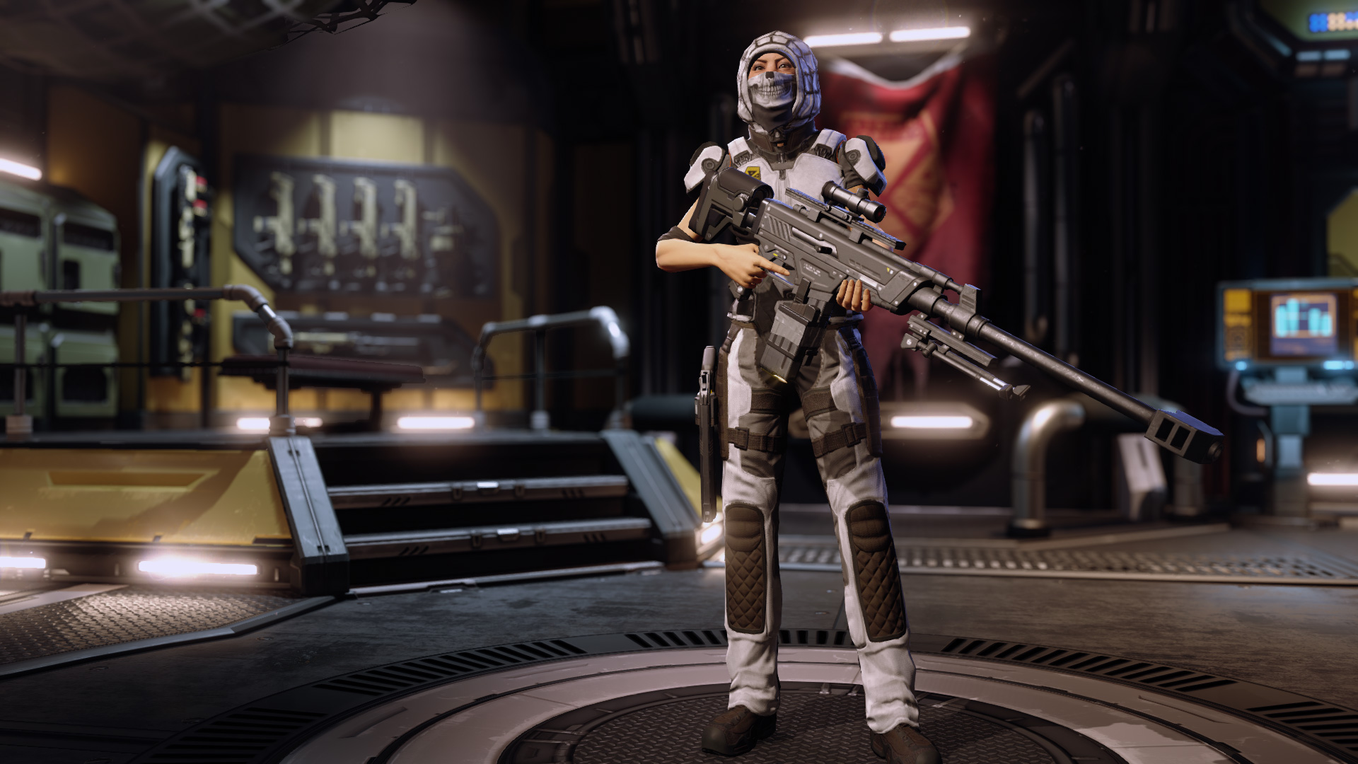 EN - The Sharpshooter Takes Aim in XCOM