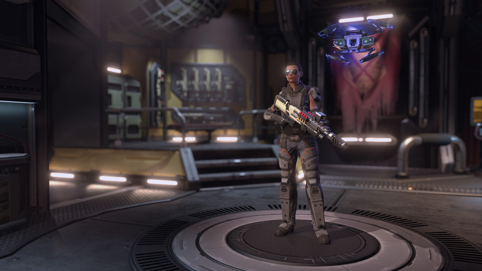 Xcom 2 S Specialist Is A Mix Of Brains And Brawn