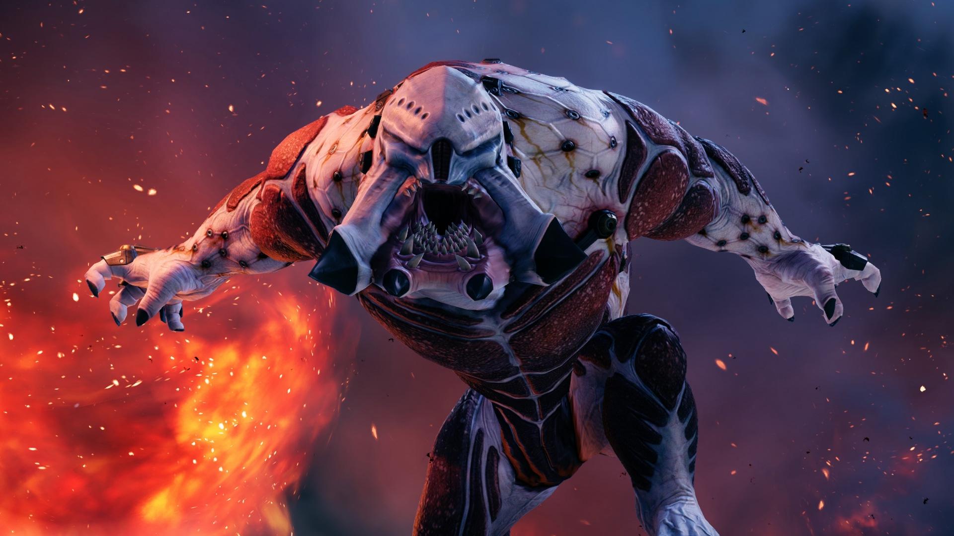 Xcom Berserker Hero