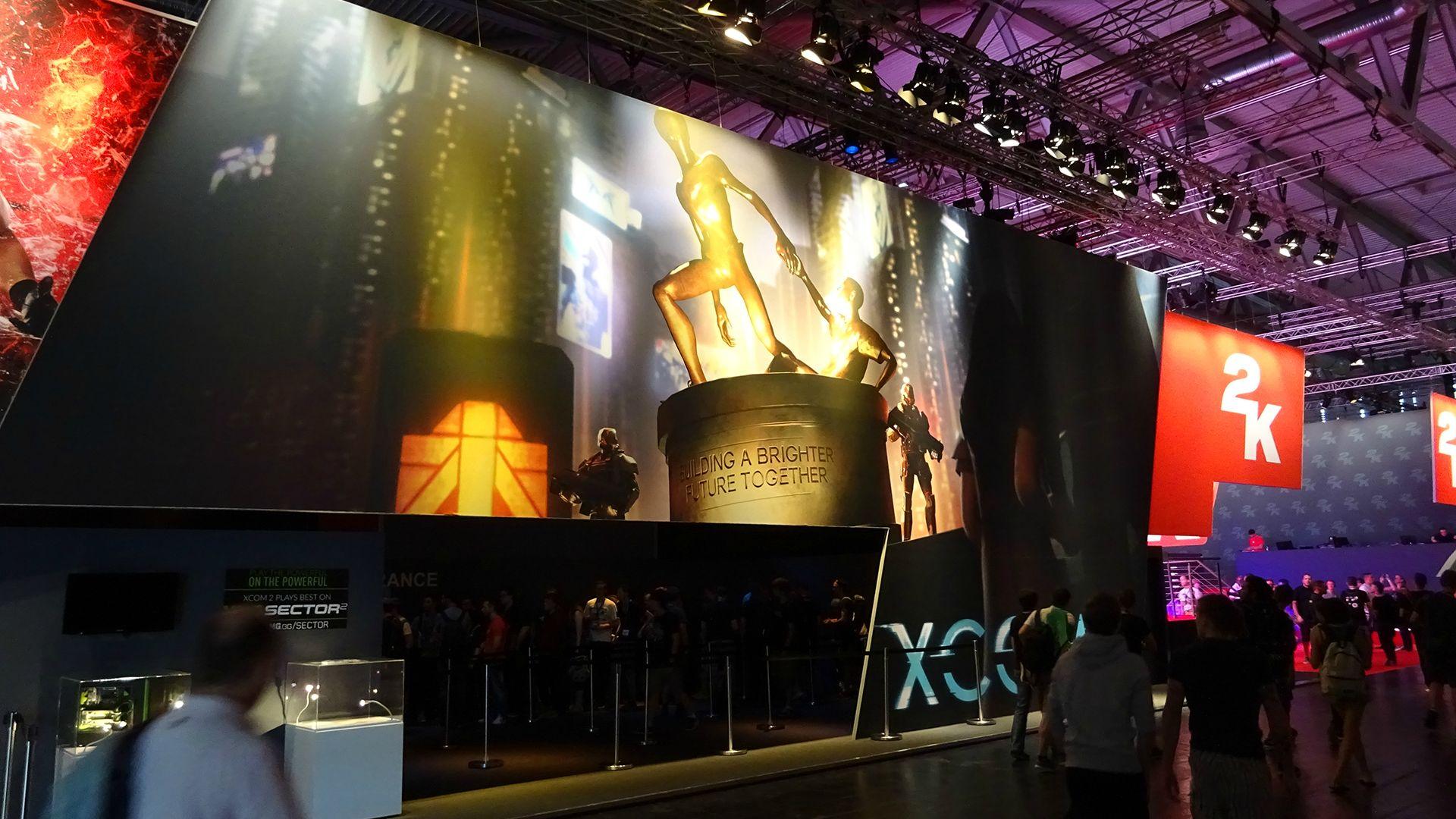 EN - XCOM 2 @ gamescom: The Fan Experienc