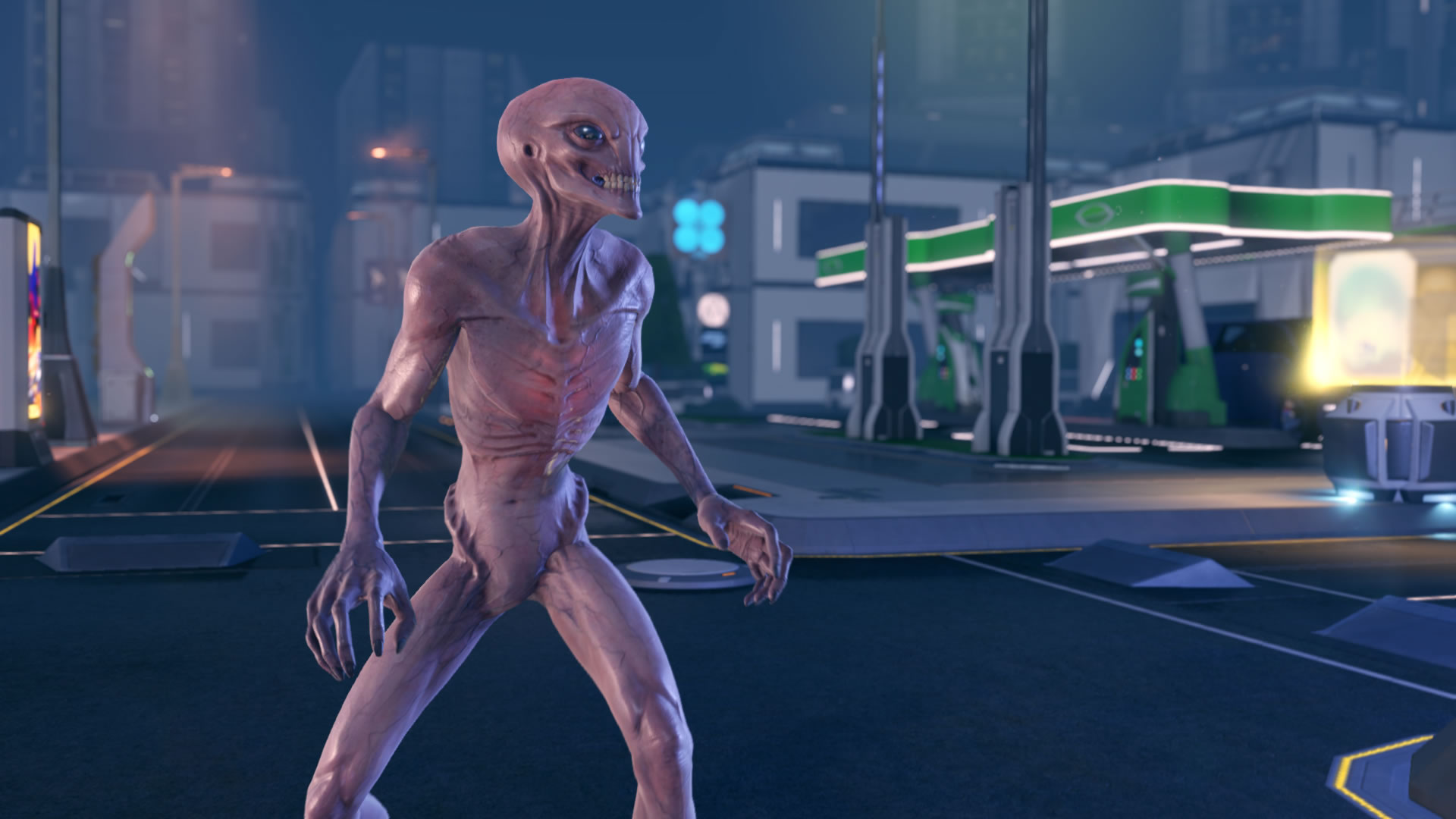 KR - XCOM 2's Sectoid Poses a Familiar Threat with New Genetic