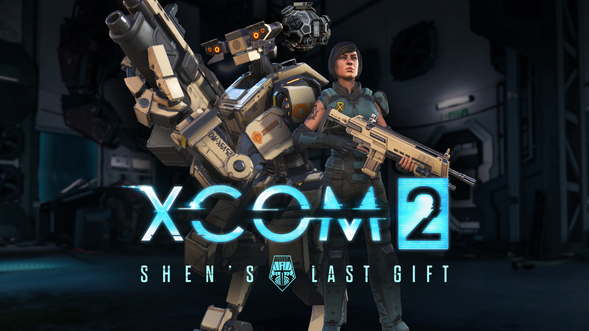 FR - Shen's Last Gift Comes to XCOM
