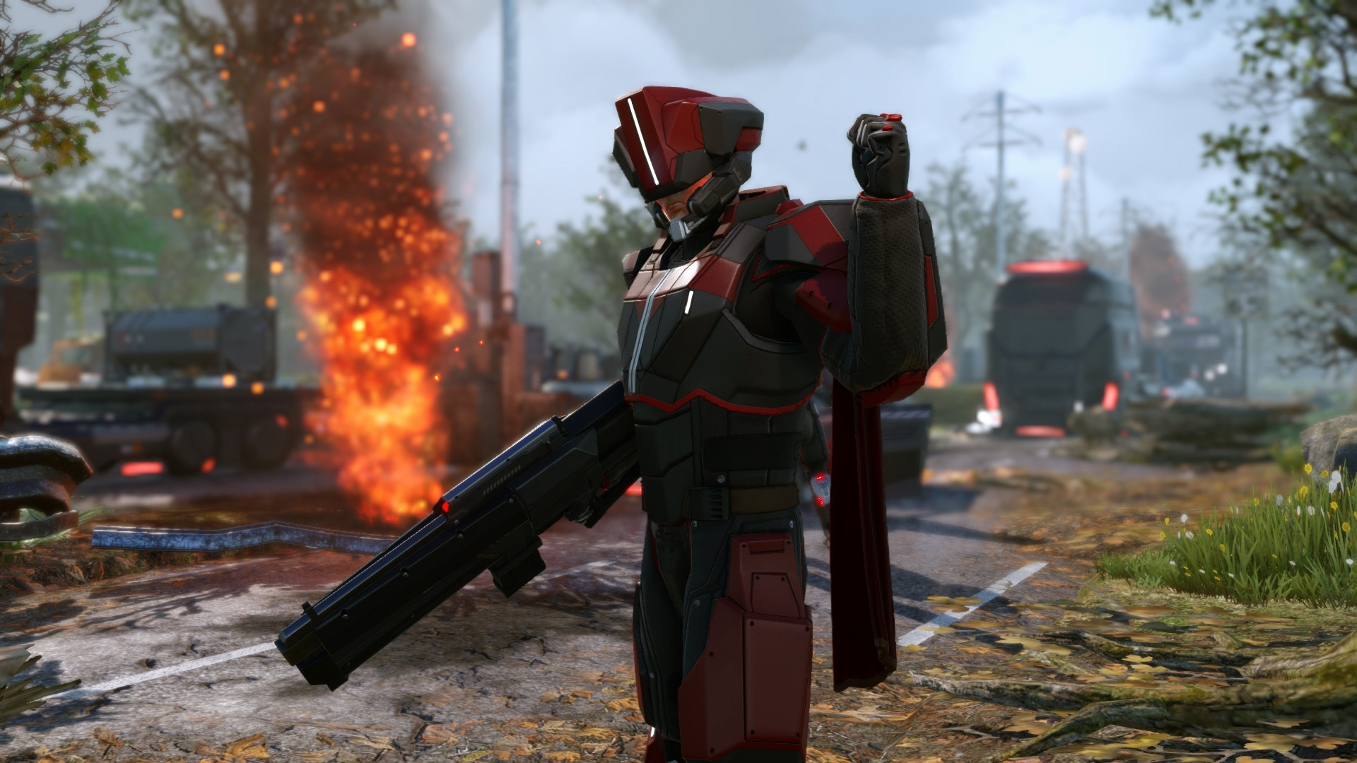 FR - The Aesthetic of Domination: The look of ADVENT and the Archon in XCOM