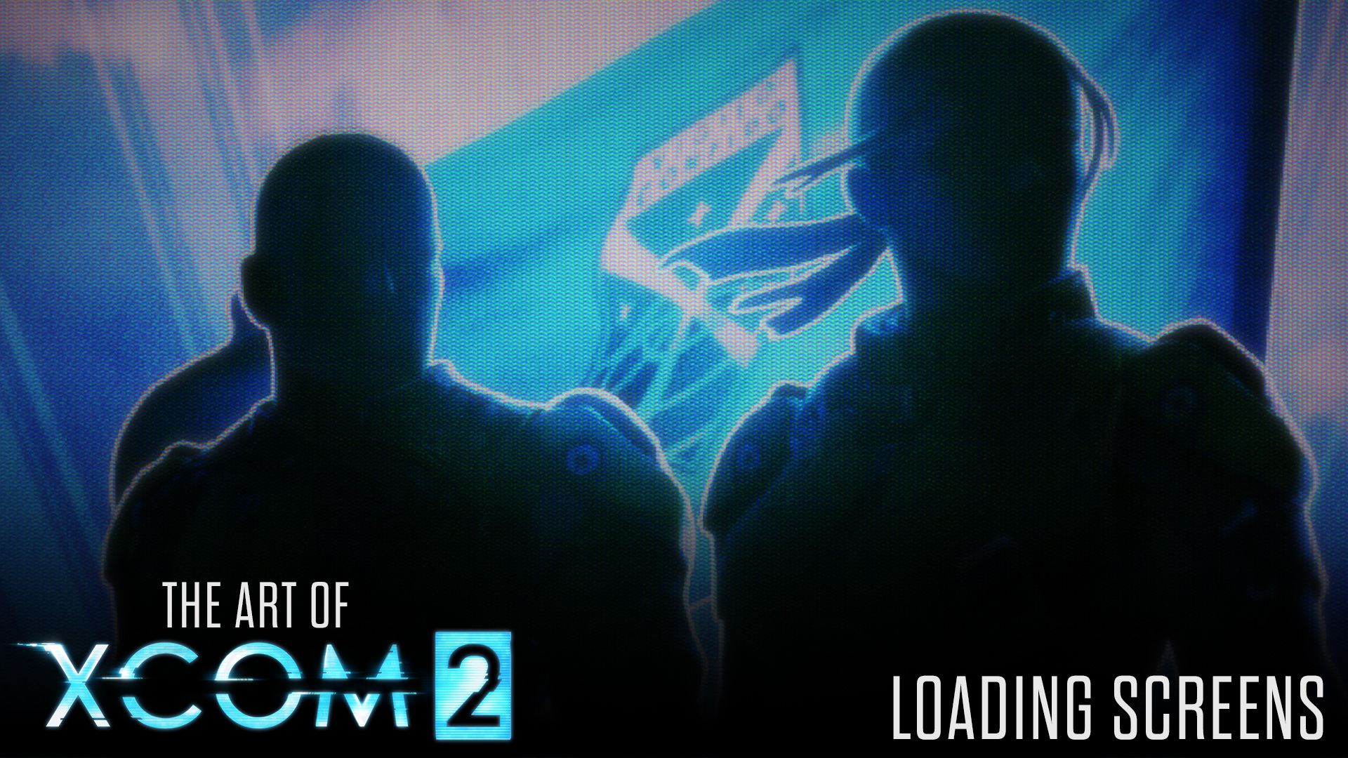 TW - The Art of XCOM 2: Loading Screen
